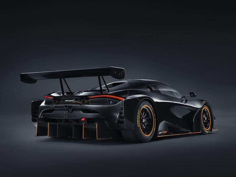 Learn Everything You Need to Know about the McLaren 720GT3X Exterior - image 977311