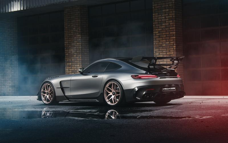 2021 Mercedes-AMG GT Black Series by WheelsandMore