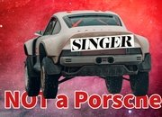 Porsche Gets Overly Sensitive, Protests Design of the Singer ACS - image 975666