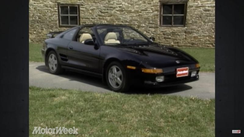 Remembering the Toyota MR2 - The Perfect Compact Sports Car - image 975625