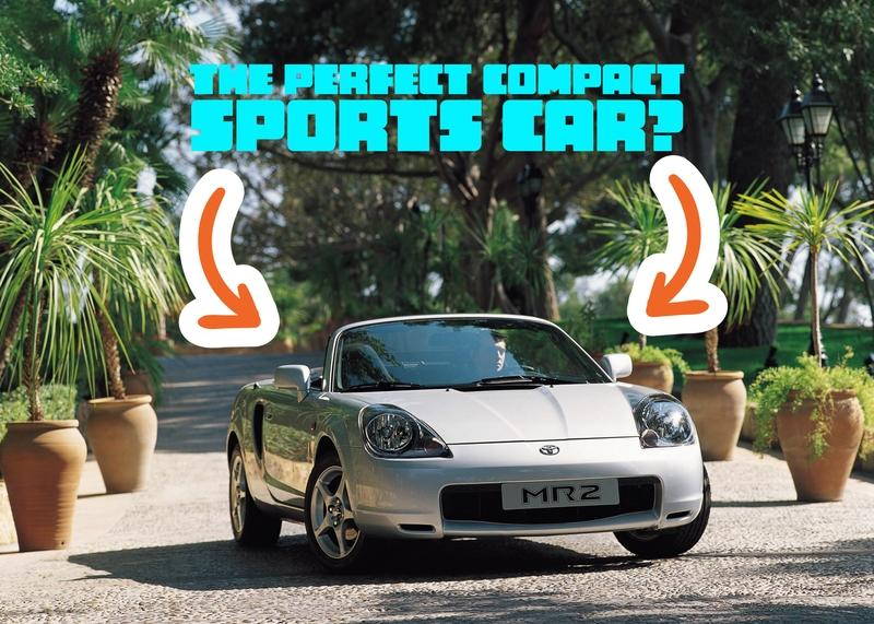 Remembering the Toyota MR2 - The Perfect Compact Sports Car