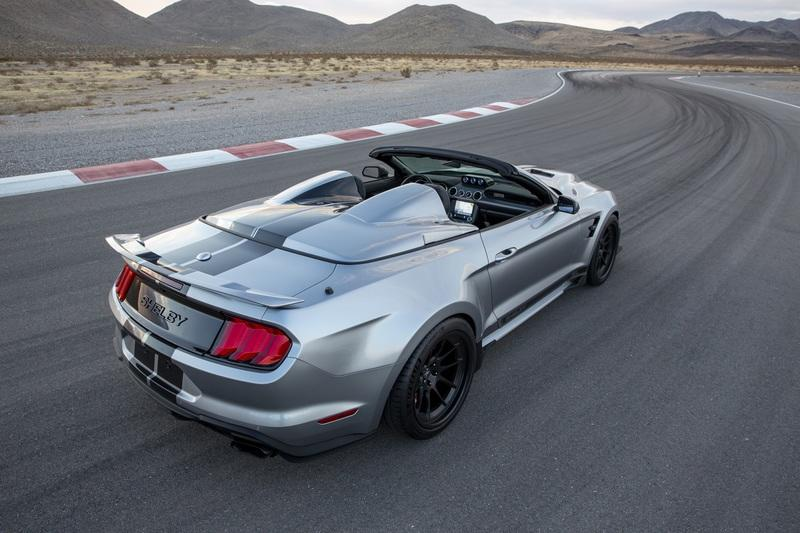 2021 Shelby Super Snake Speedster