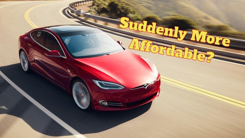 Tesla's Sales Could Sky Rocket If This New GREEN Act Is Passed By The Biden Administration