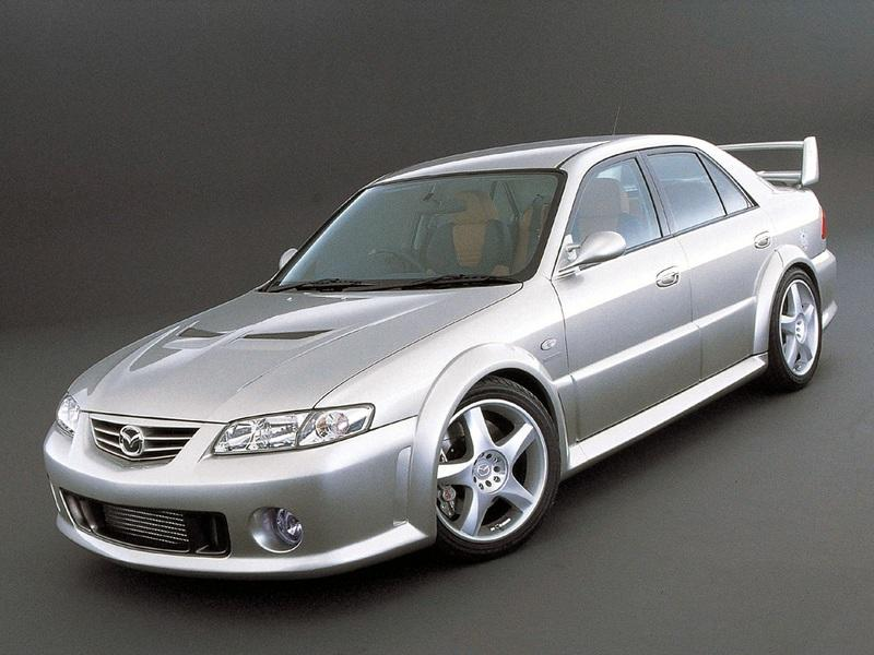 The 2000 Mazda 626 MPS Concept - When Rally Was Life And Competition Was Necessary