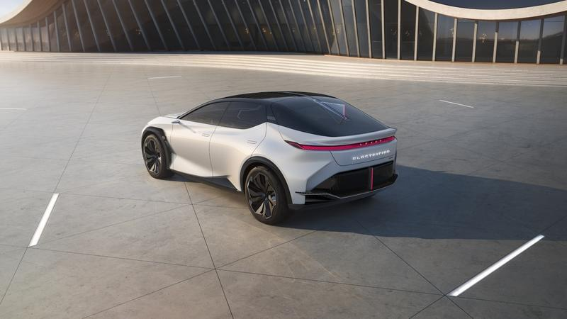 The Lexus LF-Z Makes the Future Look More Exciting Exterior - image 979736