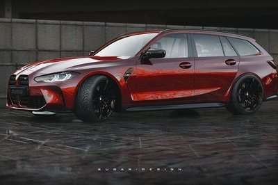 These Renderings Make the BMW M3 Touring Look Pretty Appealing