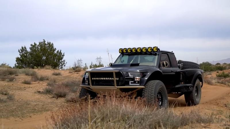 This $350,000 Ford Ranger with a Chevy Big Block is Not For The Faint-Hearted