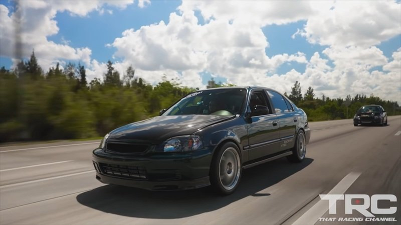 This 900HP AWD Honda Is Just Insane