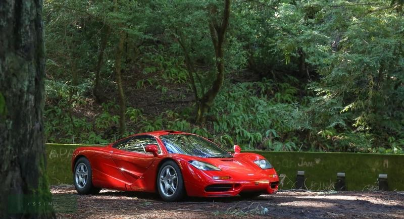 This Extremely Rare and Mint McLaren F1 is Just 1 of 7 Sold New In The U.S.