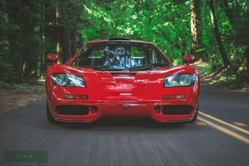 This Extremely Rare and Mint McLaren F1 is Just 1 of 7 Sold New In The U.S. Exterior - image 974609
