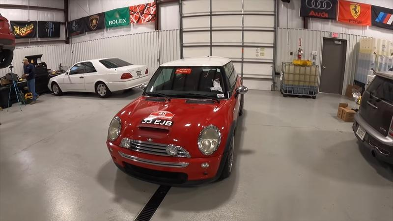 This Is What Happens When You Buy a Super Cheap Mini Cooper