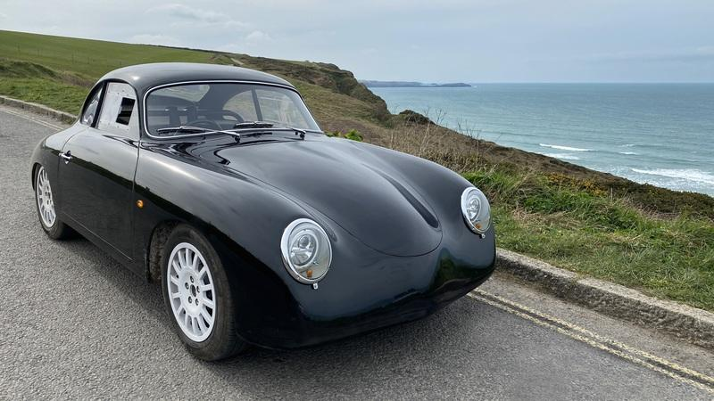 This Isn't An All-Electric Porsche 356 A, But It's Probably The Next Best Thing