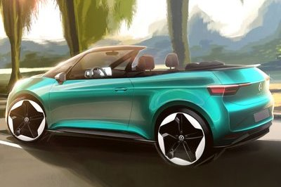 Volkswagen Is Actually Considering an ID.3 Convertible