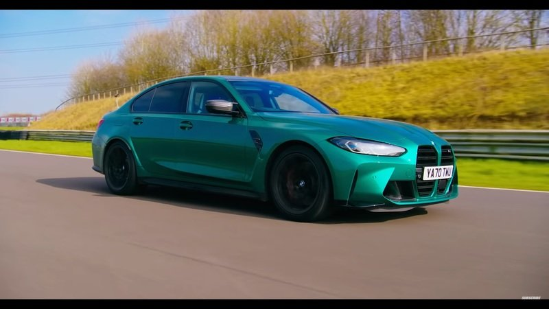 You Should Probably Hear What Chris Harris Has to Say About the BMW M3