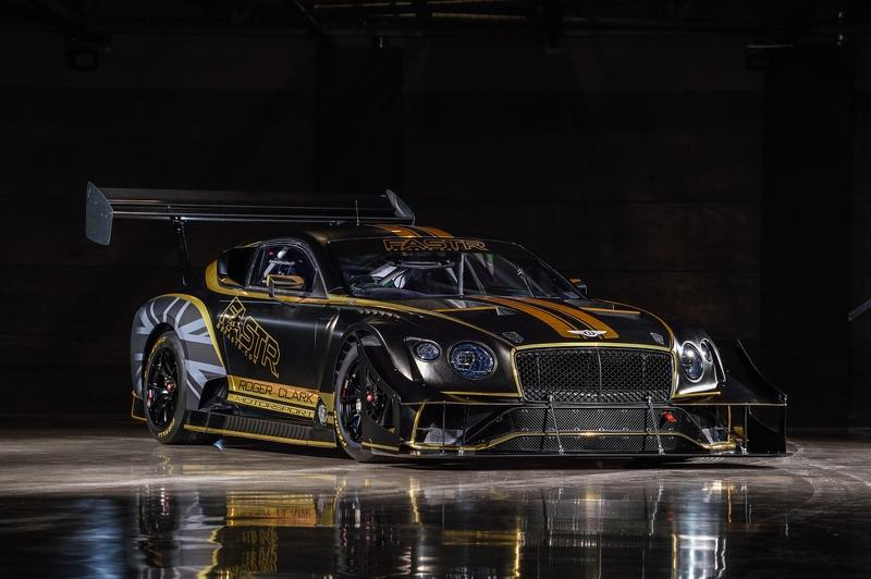 2021 Bentley Continental GT3 Pikes Peak