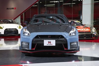 2021 Nissan GT-R Nismo Special Edition (Japan Only)