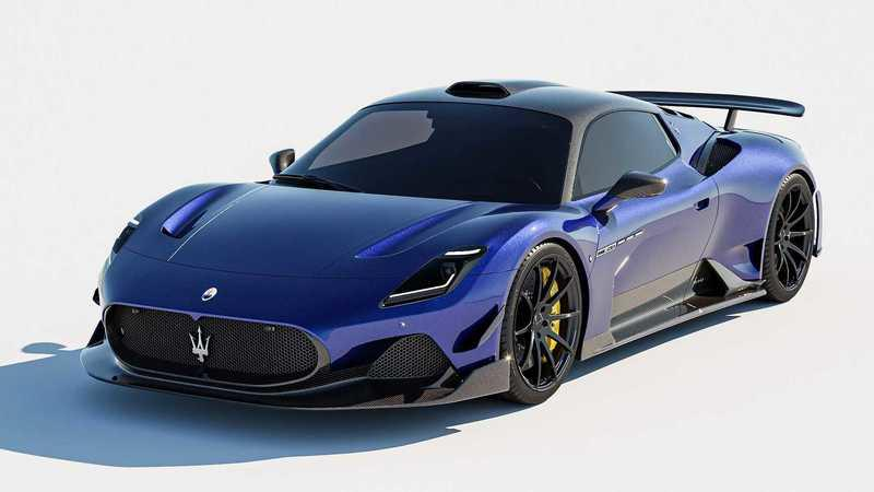 7 Designs Can Make Your Maserati MC20 Look Faster Than It Is