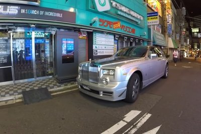 A Rolls-Royce Phantom With a Supra 2JZ Swap Actually Exists