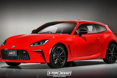 After seeing This Rendering, Toyota Definitely Needs to Build a GR 86 Shooting Brake
