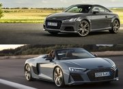 Audi Is Unclear On The Future of the R8 and TT, And It Could Mean Bad News Is Coming - image 986001