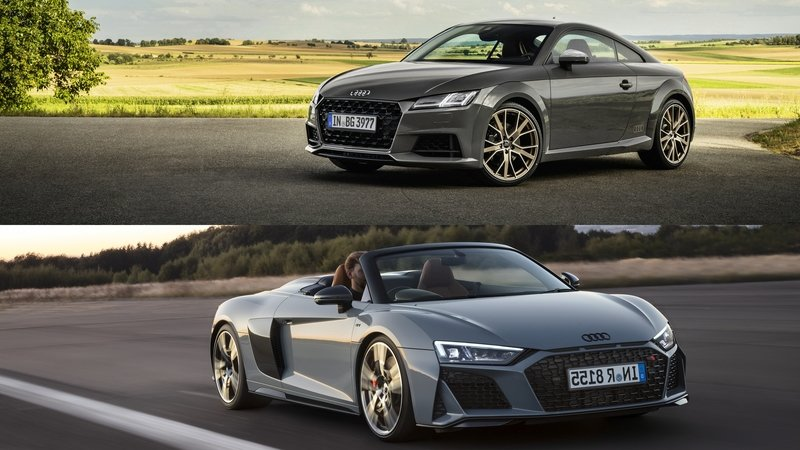 Audi Is Unclear On The Future of the R8 and TT, And It Could Mean Bad News Is Coming