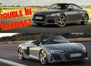 Audi Is Unclear On The Future of the R8 and TT, And It Could Mean Bad News Is Coming - image 986002