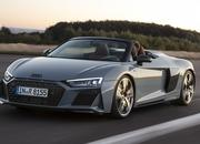 Audi Is Unclear On The Future of the R8 and TT, And It Could Mean Bad News Is Coming - image 985995