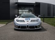 Bugatti EB110 - A Great Car That Didn't Get The Credit It Deserved - image 981826