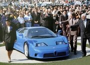 Bugatti EB110 - A Great Car That Didn't Get The Credit It Deserved - image 981808