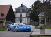 Bugatti EB110 - A Great Car That Didn't Get The Credit It Deserved - image 981841