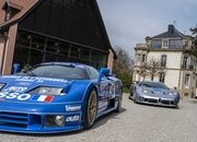 Bugatti EB110 - A Great Car That Didn't Get The Credit It Deserved - image 981844