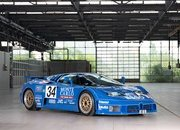 Bugatti EB110 - A Great Car That Didn't Get The Credit It Deserved - image 981846