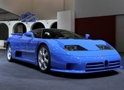 Bugatti EB110 - A Great Car That Didn't Get The Credit It Deserved - image 981851
