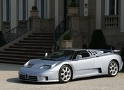 Bugatti EB110 - A Great Car That Didn't Get The Credit It Deserved - image 981810