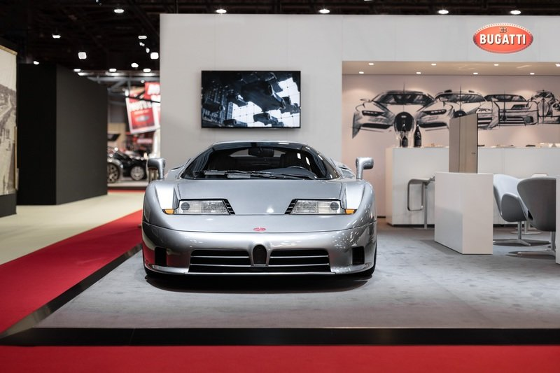 Bugatti EB110 - A Great Car That Didn't Get The Credit It Deserved - image 981811