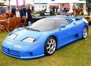 Bugatti EB110 - A Great Car That Didn't Get The Credit It Deserved - image 981806