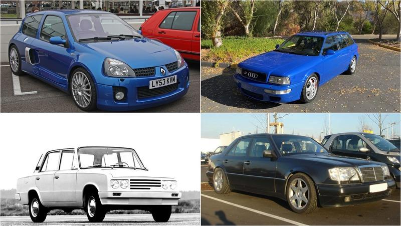 7 Unlikely Cars With Porsche DNA That You Didn't Know About