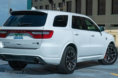 2021 Dodge Durango SRT Hellcat - Driven