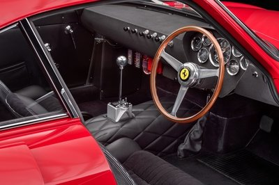 2021 Ferrari 330 LMB Project Remastered by Bell Sport & Classic