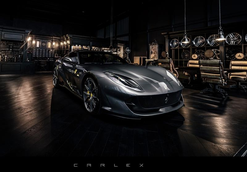2021 Ferrari 812 Superfast by Carlex Design