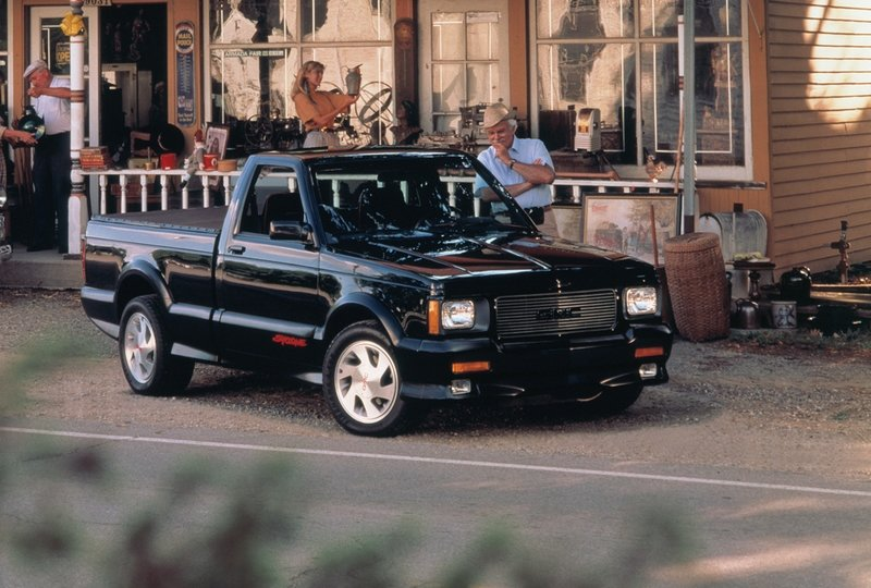 GMC Syclone - The 90s' Performance Truck That We Need Today!