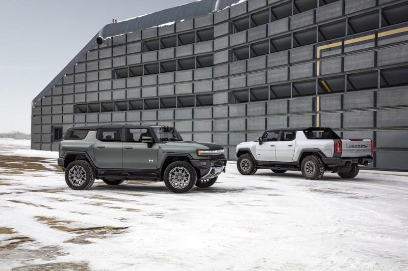 GMC Hummer EV: What Should You Be Getting - The SUV or Pickup Truck?