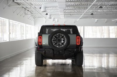 The GMC Hummer SUV Sacrifices Range And Power for Cargo Room