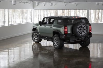 Here's How the GMC Hummer EV Will Challenge Rivian