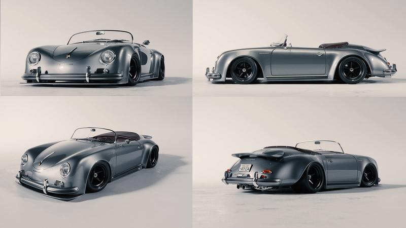 How Does This Porsche 356A Speedster Tickle the Fanboy In You?
