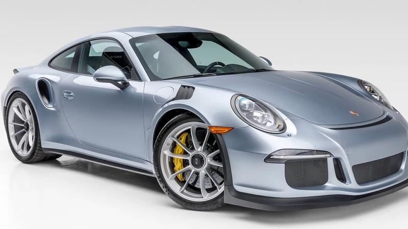 Jerry Seinfeld's Porsche 911 GT3 RS Is Probably the Most Optioned 911 You've Ever Seen