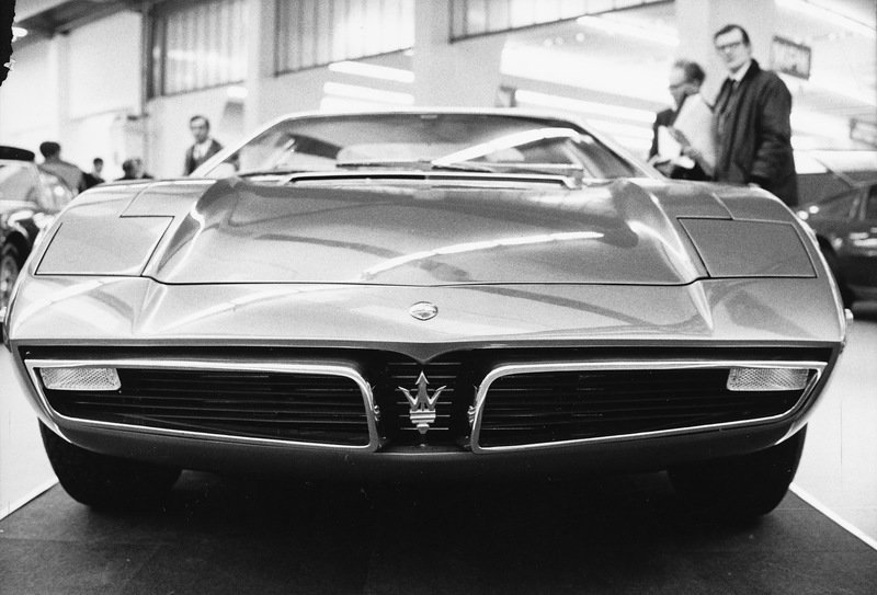Maserati Bora - A Great Car With Horrible Timing - image 980769
