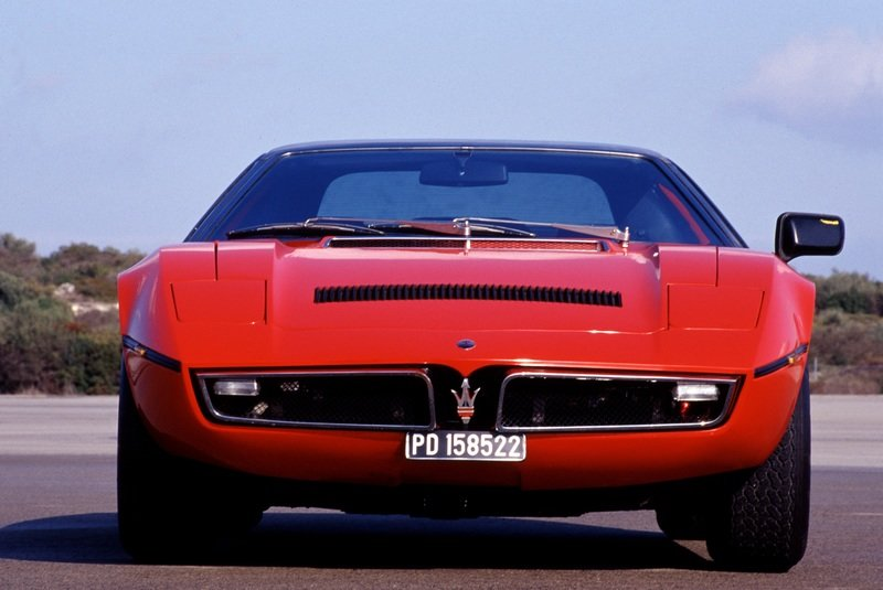 Maserati Bora - A Great Car With Horrible Timing - image 980774