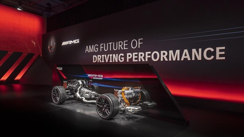 Mercedes-AMG Confirms High-Performance EV That Can't Beat A Tesla Model S - image 980347