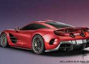 New Rendering Imagines a Modern Mercedes SL McLaren And We Want One - image 980952